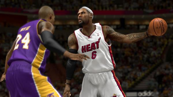 NBA2K14 Review Screen Shot 01