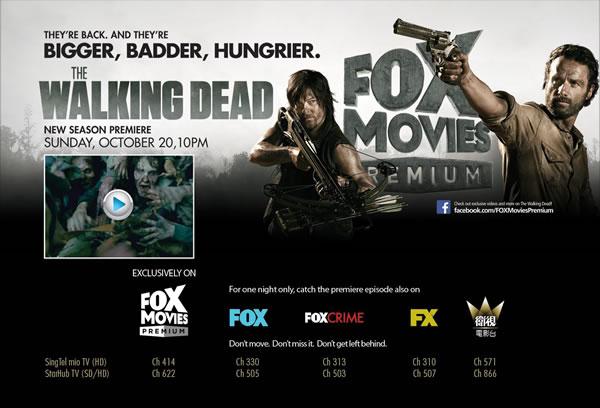 The Walking Dead Season 4 Is Back 01