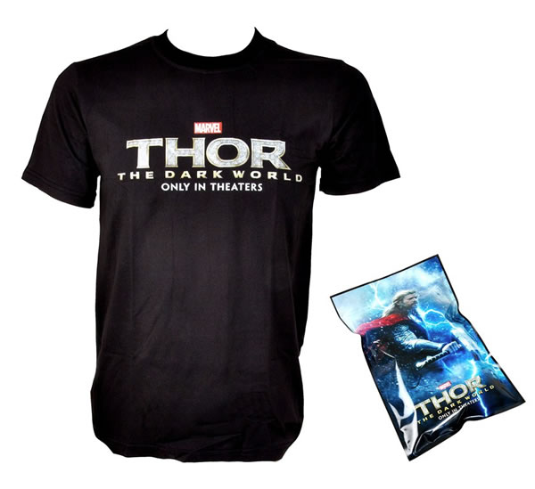 thor giveaway teeshirt