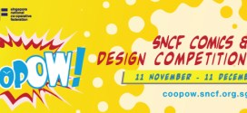 COOPOW! Comic & Manga Design Competition