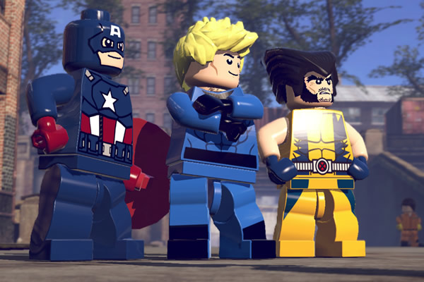 LEGO Marvel Super Heroes 01