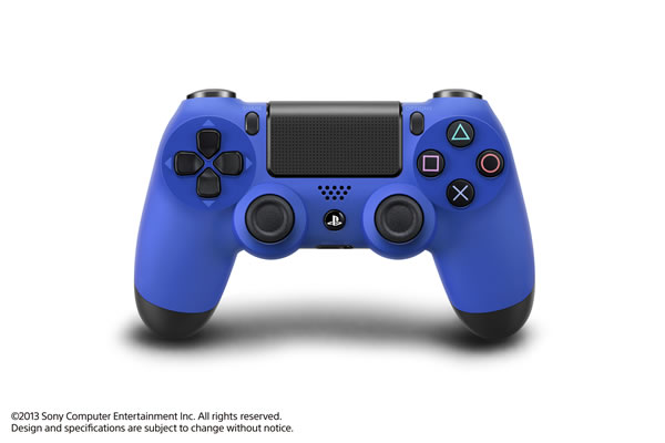 Playstation 4 Wireless Controller Dualshock 4 Wave Blue