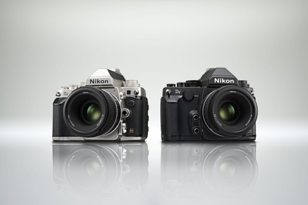The Digital SLR camera Df