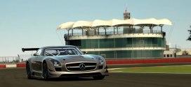 Gran Turismo 6 Mercedes AMG Race Car