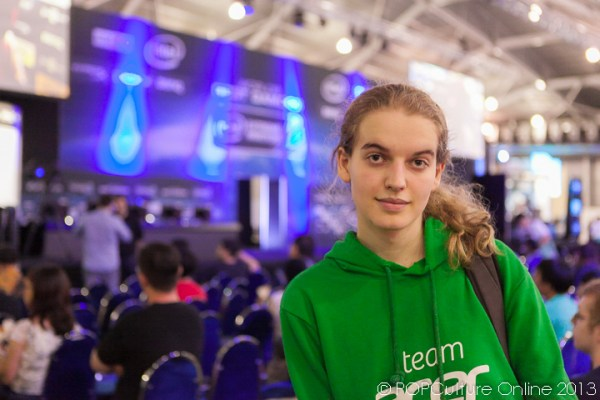 Acer | Scarlett Intel Extreme Masters Singapore
