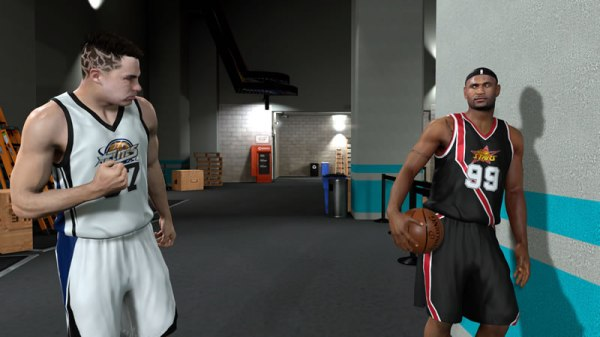 NBA2K14 Next Gen Screen Shot 02