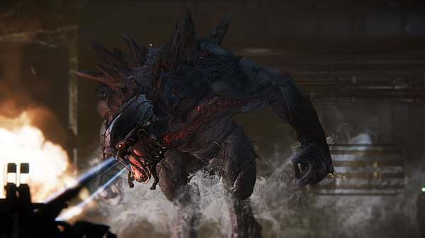 Evolve Hands On Screen Shot