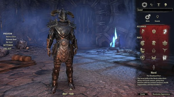 TESO Beta Hands On Screen Shot (1)