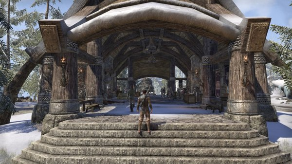 TESO Beta Hands On Screen Shot (13)