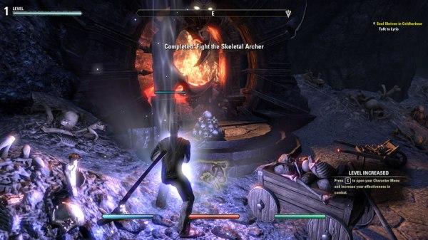 TESO Beta Hands On Screen Shot (5)
