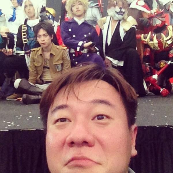 Asia Cosplay Meet 2014 Selfie