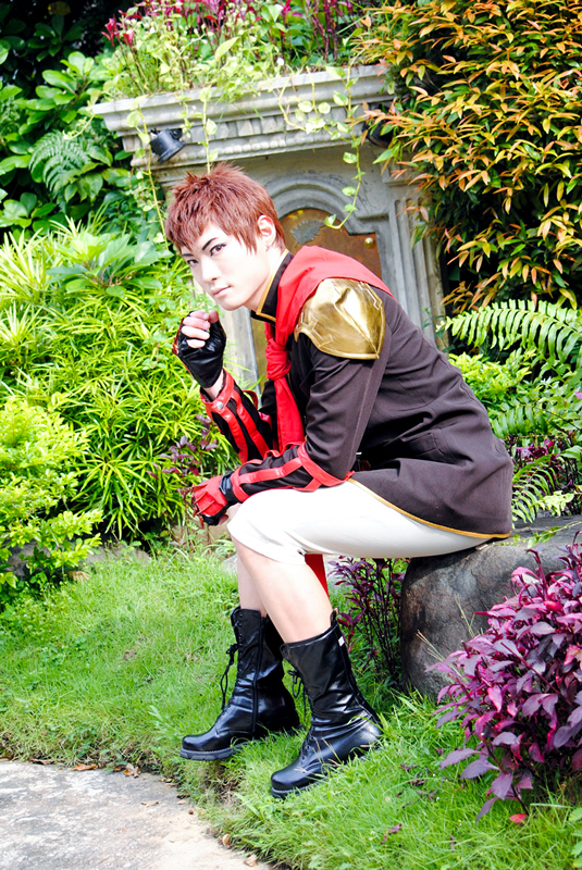 FF Type 0 - Eight Cosplay