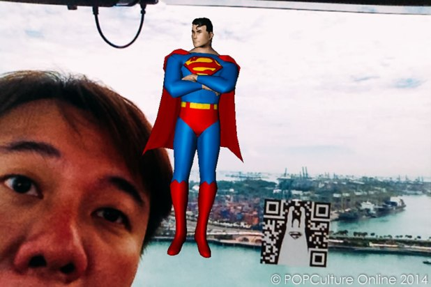 Fly With The Super Heroes Onboard Singapore Cable Car (14)