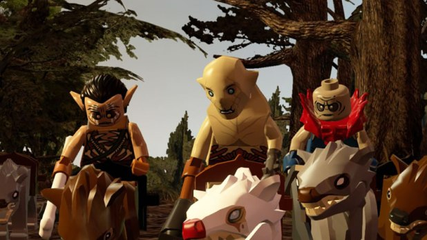 Lego The Hobbit Review (4)