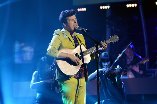 American Idol 13 - Alex Preston