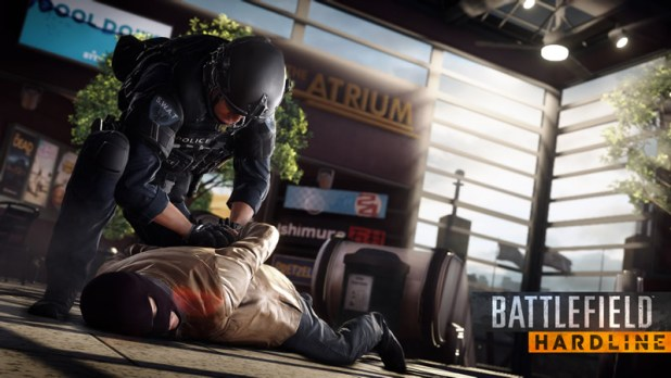Battlefield Hardline Hands On Screen shot 01