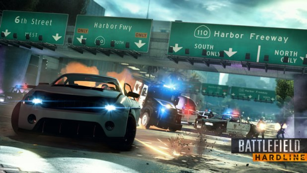 Battlefield Hardline Hands On Screen shot 03