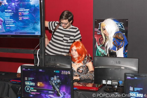 ICDS 2014 - Cosplayer Interview Kamui Heroes of the Storm