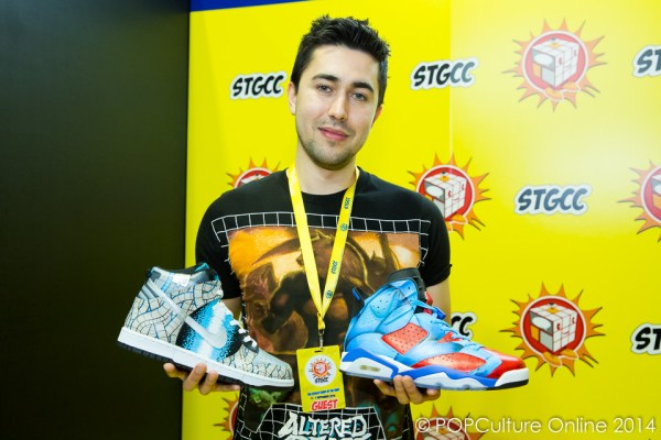 STGCC 2014 Interview Sekure D