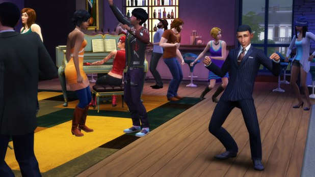 The Sims 4 Review Screen Shot