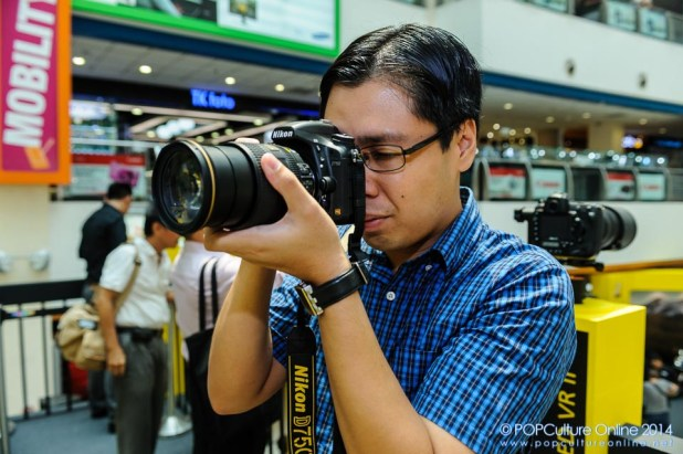 Nikon D750 Hands On Preview