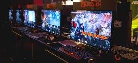 GameStart 2014 - 2K Asia Booth Evolve Monster