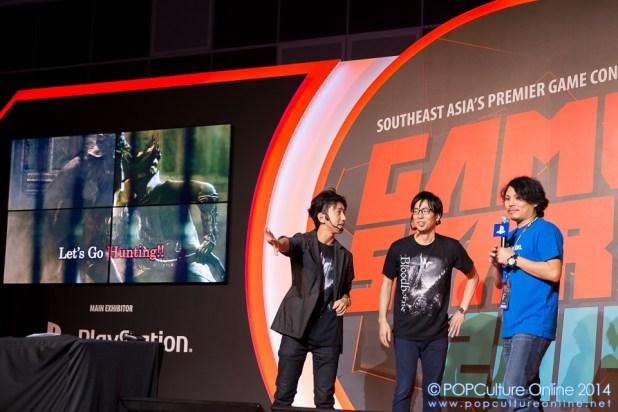 GameStart 2014 - Bloodborne Producer Masaaki Yamagiwa