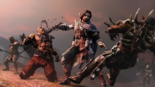 Middle-earth Shadow of Mordor Review Screen Shots