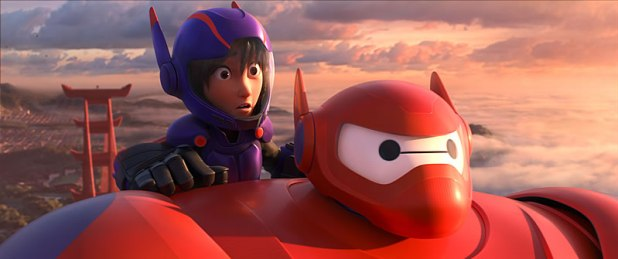 Big Hero 6 Movie Still 02