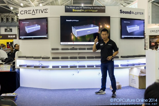 SITEX 2014 Creative Booth