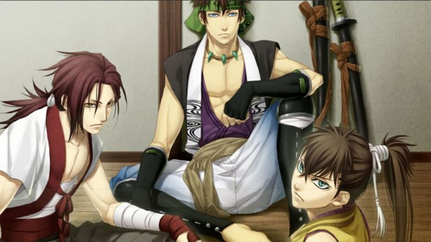 AFA 2014 Hakuoki English First Impressions 02