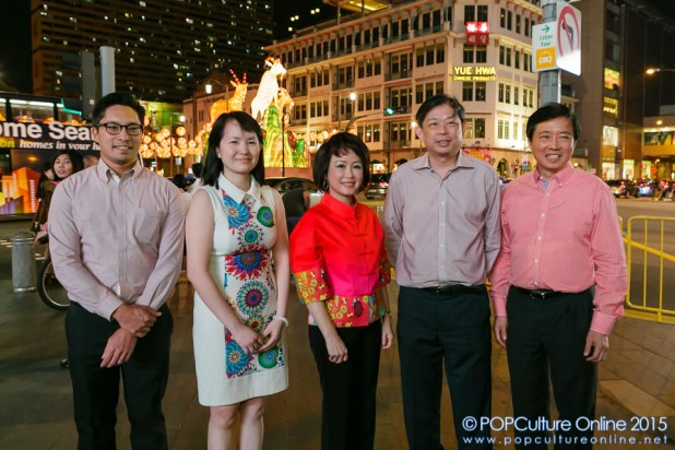 Chinatown Chinese New Year 2015 Media Preview 01