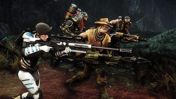 Evolve PC Review Huntes Screen Shot