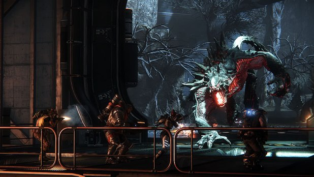 Evolve PC Review Huntes vs Monster Screen Shot