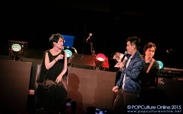 Rainie Yang 杨丞琳 Singapore Sintel AMP-ed Showcase 01