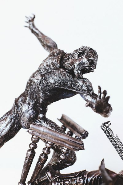 The Order 1886 Premium Edition Figurine Review Lycan