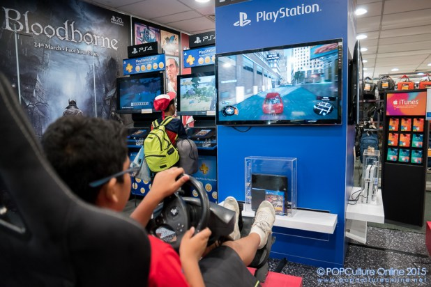 Game On With Challenger Sony Playstation