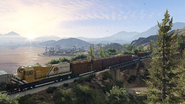 Grand Theft Auto V GTA 5 PC Review Screen Shots
