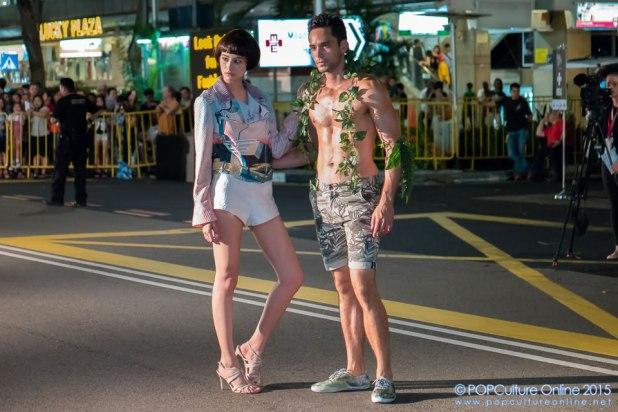 Samsung Fashion Steps Out 2015 Mary Katrantzou
