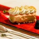 Fathers Day at Caffe B Flaming Cassata