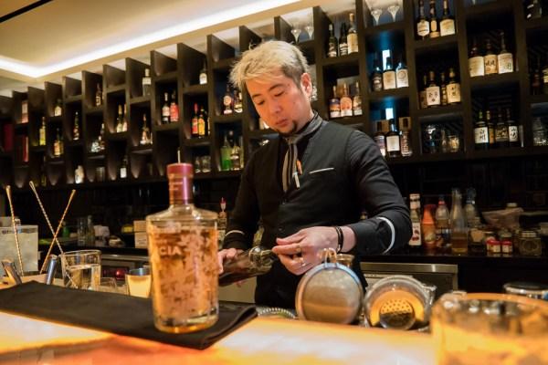 The Connoisseur Concerto Kuvo Elixir Bar Orchard Shopping Centre Yutaka Nakashima