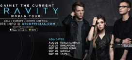 Against The Current Gravity World Tour Comes To Singapore