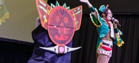CharaExpo 2015 Cos☆Stage Monster Hunter 4 Guidmarm
