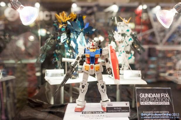 Gundam Docks at Singapore Nee Ann City (6)