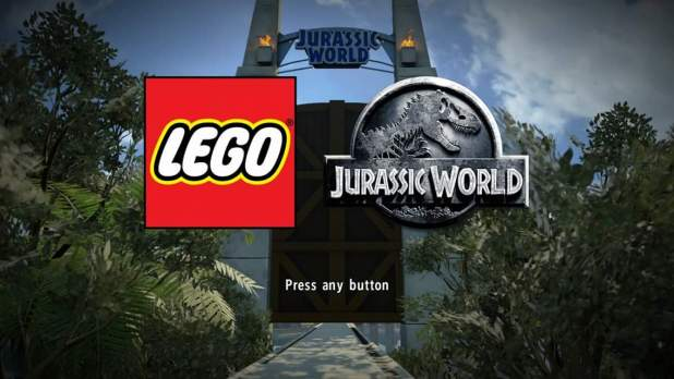 Lego Jurassic World Gates