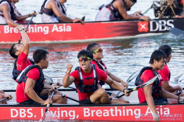 SEA Games 2015 500m Traditional Boat Race (29)