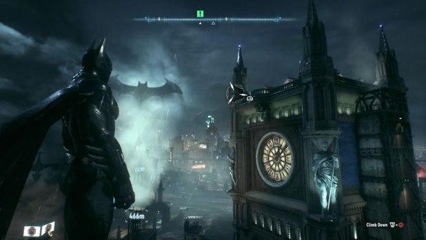 Batman Arkham Knight PS4 Review Screen Shot 01