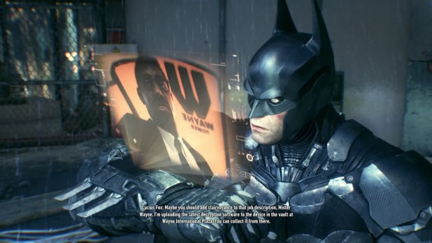 Batman Arkham Knight PS4 Review Screen Shot 04