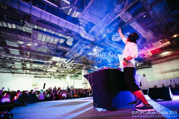 STGCC 2013 DJ Stage POPCulture Online