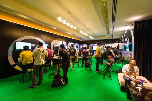 FIFA 16 Hands On Preview Event Producer Matt Prior 03